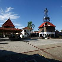 Wisata Belanja Kampung Batik Kliwonan Sragen Pesona Indonesia Kalimantan Timur