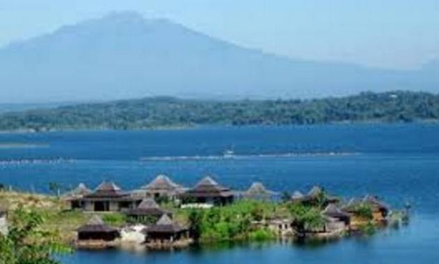 21 Daftar Tempat Wisata Sragen Jawa Tengah Menarik Waduk Kedung