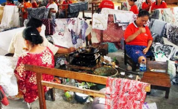 Admin Bumd Kerja Keras Dibalik Keindahan Batik Sragen Wisata Galeri