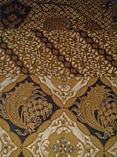 Batik Pilang Pengenalan Sragen Identik Awal Surakarta Terutama Era 80