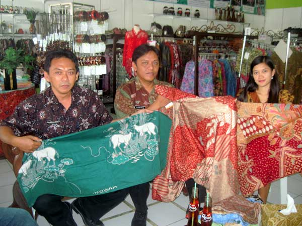 Batik Sragen Eksplorasi Kekayaan Motif Pemkab Gelar Lomba Desain Tengah