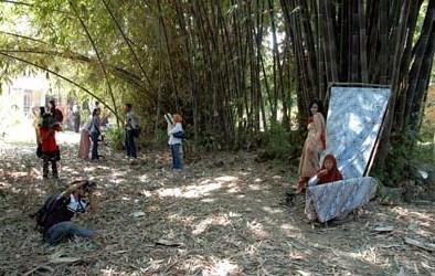 Desa Wisata Batik Kliwonan Masaran Produsen Khas Sragen Surakarta Daily