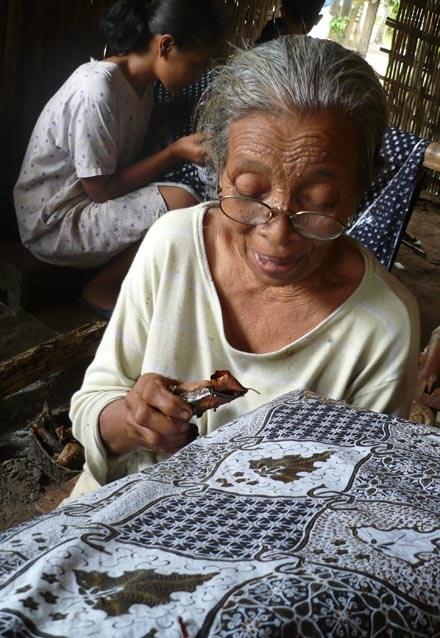 Desa Wisata Batik Kliwonan Masaran Produsen Khas Sragen Usianya Memasuki