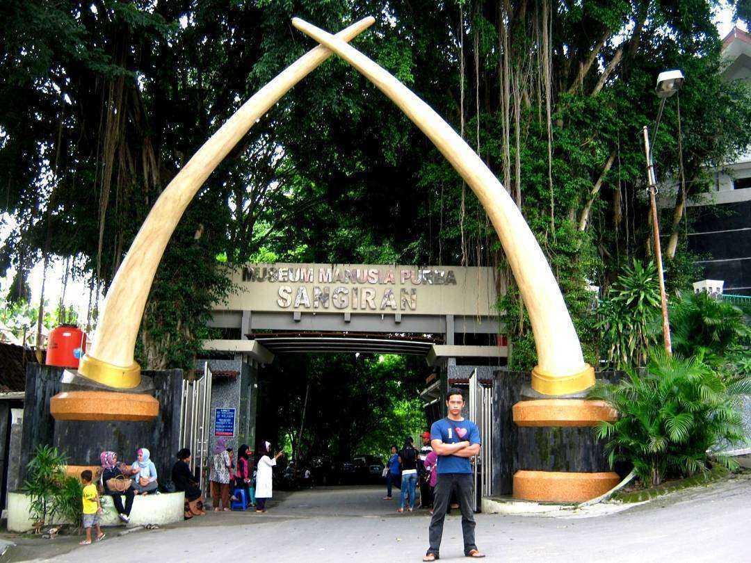 Destinasi Wisata Sejarah Museum Sangiran Sragen Seputar Edukasi Galeri Batik