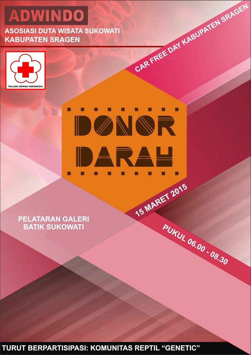Joan Joansaja92 Twitter Ayo Ikut Meramaikan Donor Darah Bertempat Dipelataran