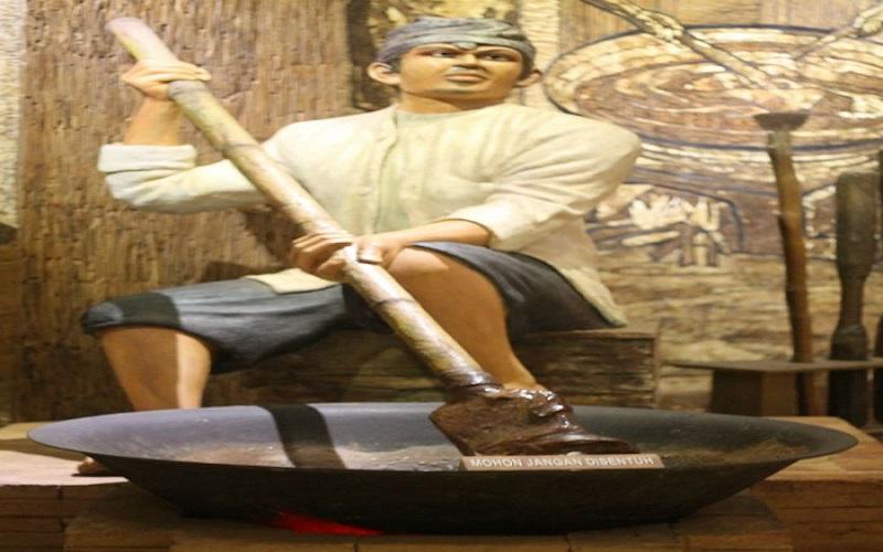 Museum Jenang Destinasi Wisata Terbaru Kudus Dinas Kebudayaan Galeri Batik