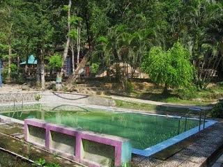 Elia Pudyastuti Wisata Sragen Pemandian Air Panas Bayanan Tempat Berlokasi