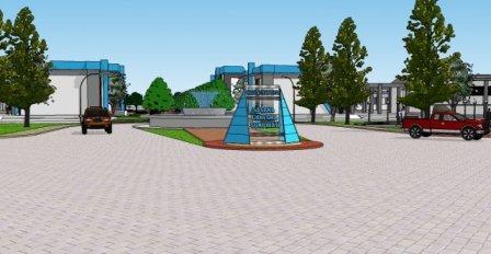 Ganesha Technopark Sragen Ws Pamungkas Wisata Kab