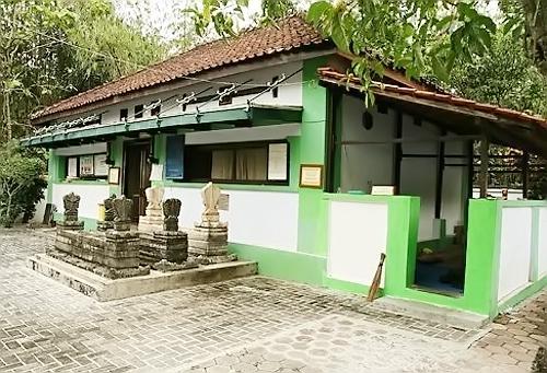 Makam Joko Tingkir Sragen Ws Pamungkas Wisata Ganesha Technopark Kab