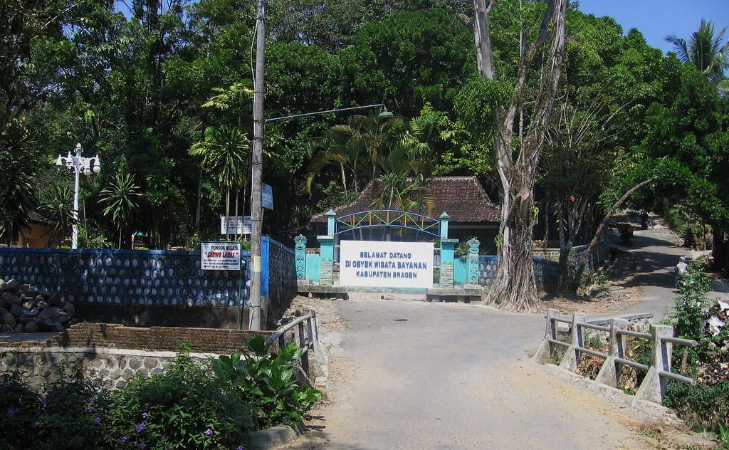 Sragen Pemerintah Daerah Tingkat Ii Jawa Wisata Ganesha Technopark Kab
