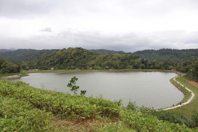 Sragen Tips Wisata Waduk Gebyar Terletak Desa Jambean Kecamatan Sambirejo