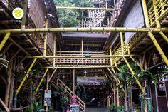 Wisata Backpacker Ganesha Sukowati Technopark Pusat Pelatihan Kedai Rumah Pohon