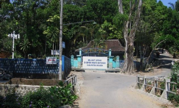 21 Daftar Tempat Wisata Sragen Jawa Tengah Menarik Pemandian Bayanan