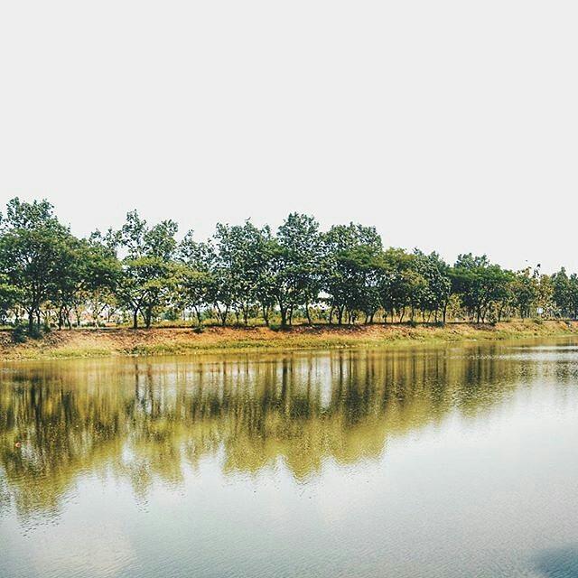 Tempat Menarik Kabupaten Sragen Bumi Sukowati Taman Ganesa Instagram Wisata