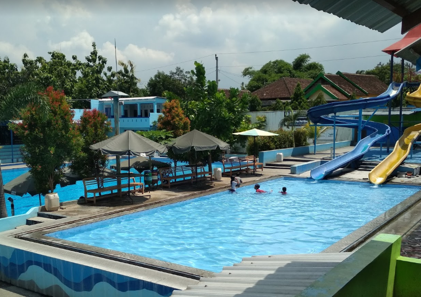 Tempat Wisata Sragen Terbaru 2018 Camera Kolam Renang Doeng Cua