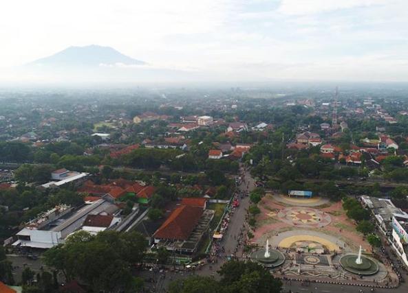 Tempat Wisata Sragen Terbaru 2018 Camera Kolam Renang Doeng Kab