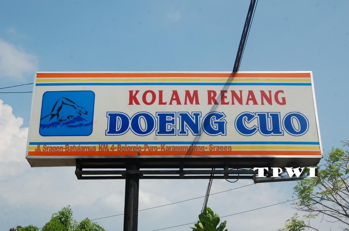 Wisata Indonesia Kolam Renang Kartika Daeng Cuo Doeng Tpwi 160916