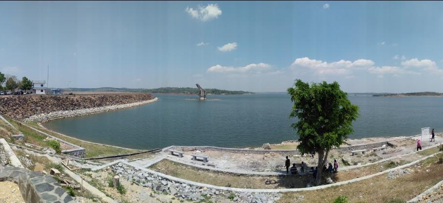 Tempat Wisata Sragen Terbaru 2018 Camera Disini Bisa Menikamti Panorama