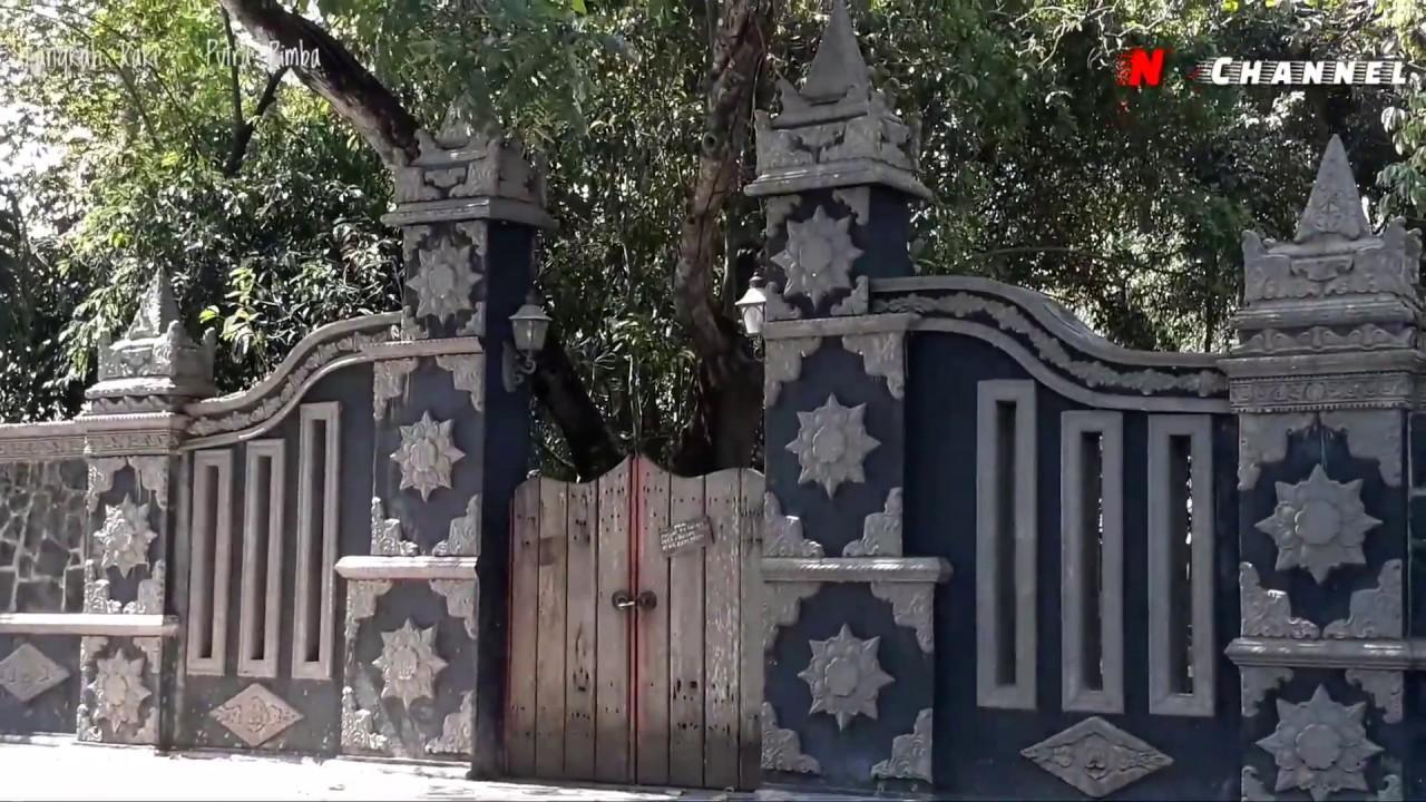 Pangeran Sukowati Tanon Sragen Youtube Wisata Makam Joko Tingkir Kab
