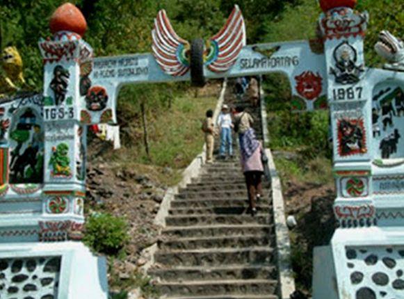 Tempat Wisata Jateng Makam Ki Ageng Sutowijoyo Joko Tingkir Kab