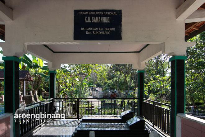 Tempat Wisata Sukoharjo Dinas Kebudayaan Pariwisata Jawa Tengah Makam Joko