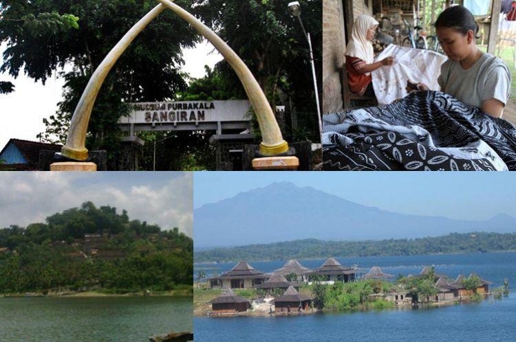 10 Destinasi Ciamik Sragen Bikin Kamu Wisata Museum Prasejarah Sangiran