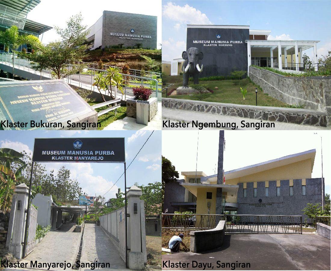 Agus Supriyanto Blog 4 Klaster Museum Purbakala Sangiran Sragen Wisata