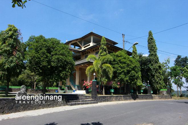 Aroengbinang Gardu Pandang Sangiran Sragen Wisata Museum Prasejarah Kab