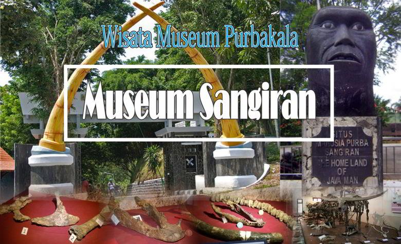 Cv Wira Tour Jogja Museum Sangiran Jawa Tengah Wisata Prasejarah