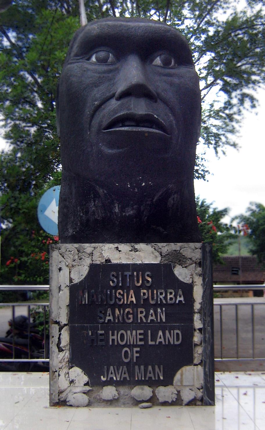 Kunjungi Situs Manusia Purba Sangiran Jawa Tengah Diakui Click Enlarge