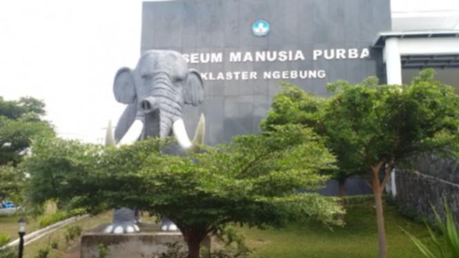 Menghijaukan Sangiran Tempat Wisata Purbakala Viva Image Title Museum Prasejarah