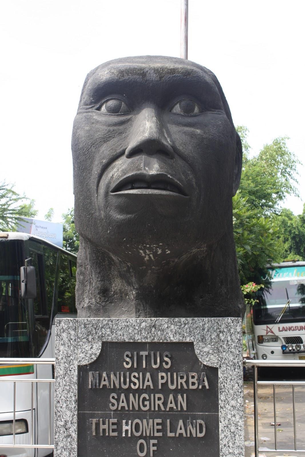 Museum Purbakala Sangiran Geoenviron Wisata Prasejarah Kab Sragen