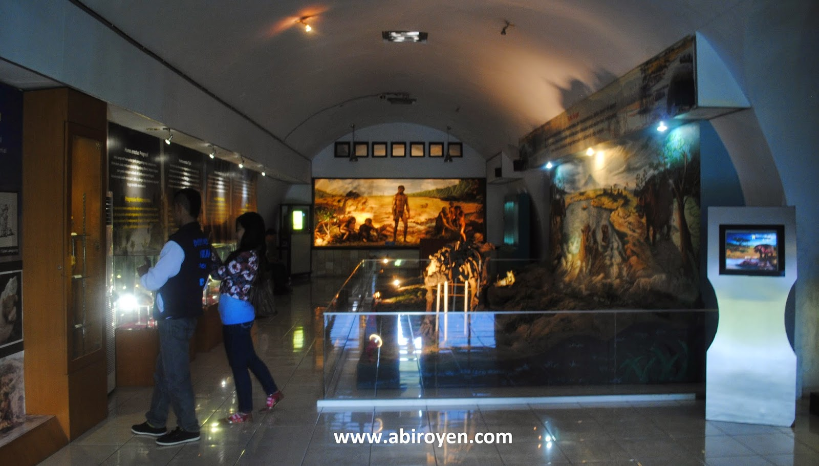 Museum Purbakala Sangiran Sragen Akses Masuk Keunikannya Display 2bmuseum 2bsangiran