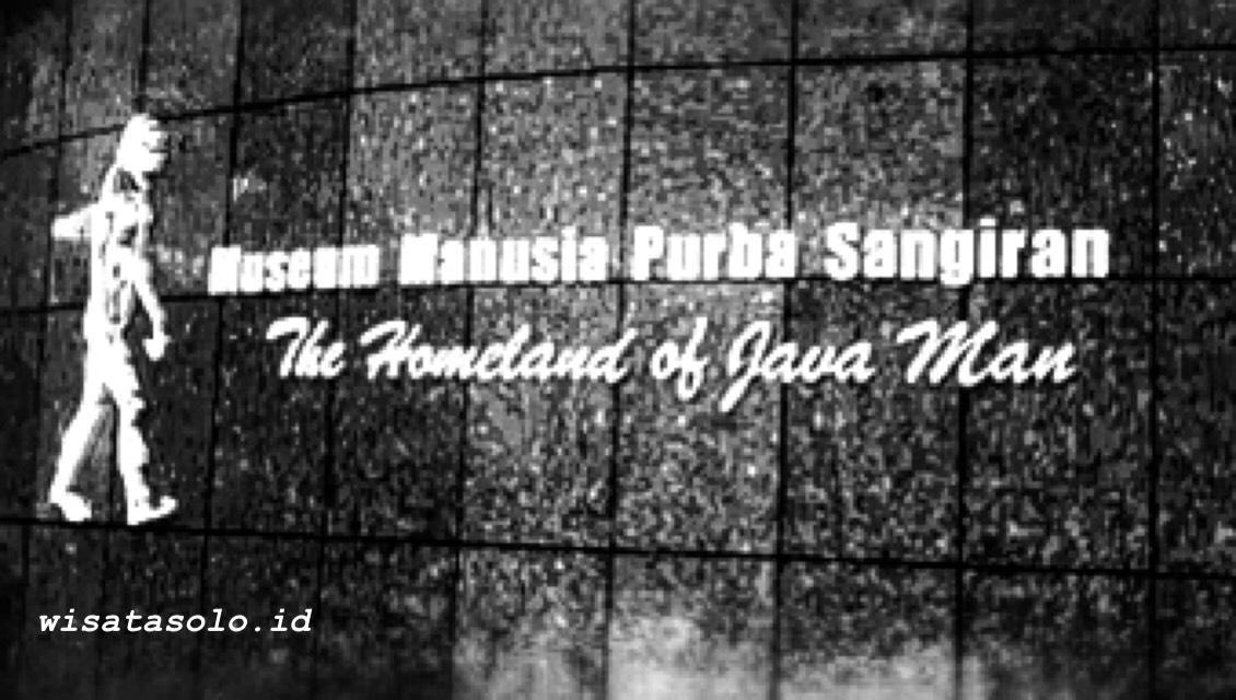 Museum Sangiran Rekomendasi Wisata Solo Prasejarah Kab Sragen