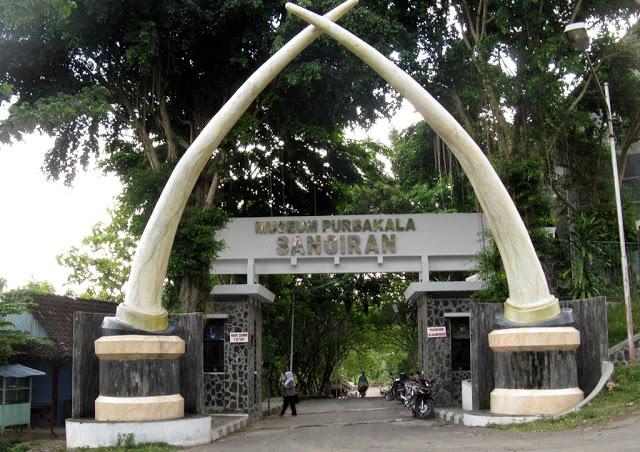 Museum Sangiran Soloraya Tak Asing Kita Dengar Telinga Sebuah Situs