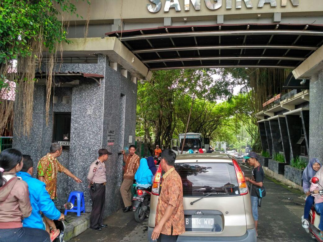 Patroli Sambang Museum Sangiran Sragen Tribratanews Wisata Prasejarah Kab