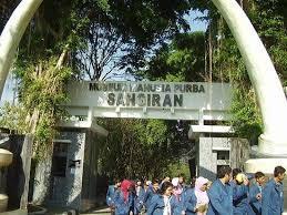 Site Title Sangiran Daerah Kaki Gunung Lawu Bengawan Solo Valley