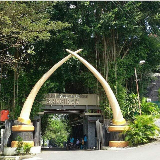 Wisata Edukasi Sejarah Manusia Purba Sangiran Sragen Sobo Srawung Kawasan