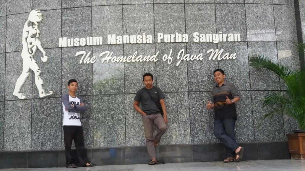 Wisata Museum Prasejarah Sragen Tersembunyi Purba Sangiran Situs Penting Ubtuk