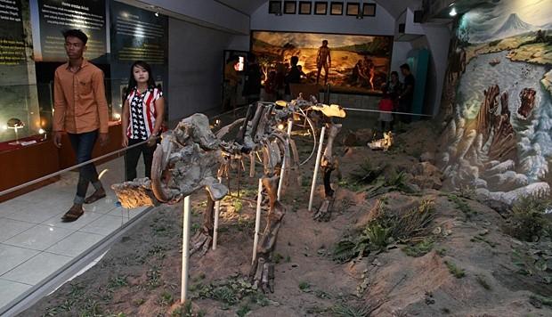 Wisata Museum Purbakala Sangiran Plukme Gambar Muesum Prasejarah Kab Sragen
