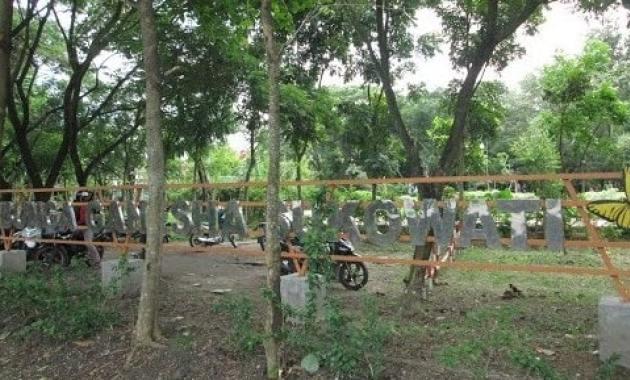 21 Daftar Tempat Wisata Sragen Jawa Tengah Menarik Taman Sukowati