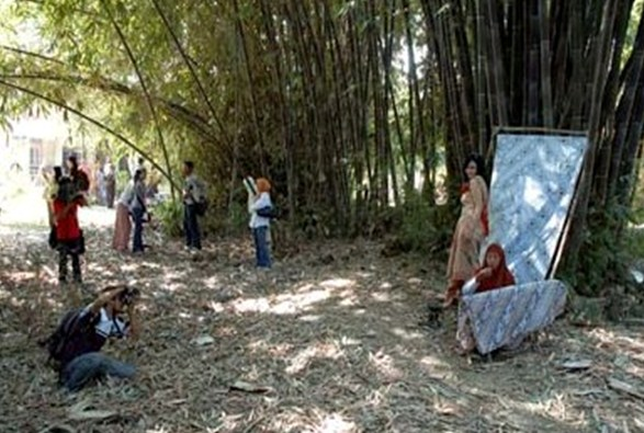 7 Tempat Wisata Sragen Wajib Dikunjungi Brrrwisata Desa Batik Kliwonan