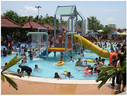 Daftar Hotel Indonesia Wisata Air Pilihan Jawa Tengah Jateng Taman