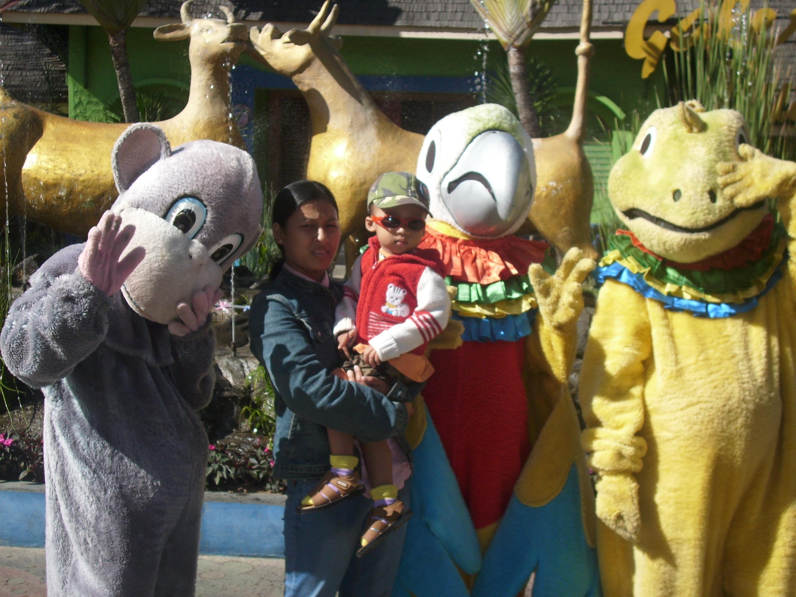 Dayu Park Tempat Rekreasi Pembelajaran Anak Didikandhika Blog Sragen Berwisata