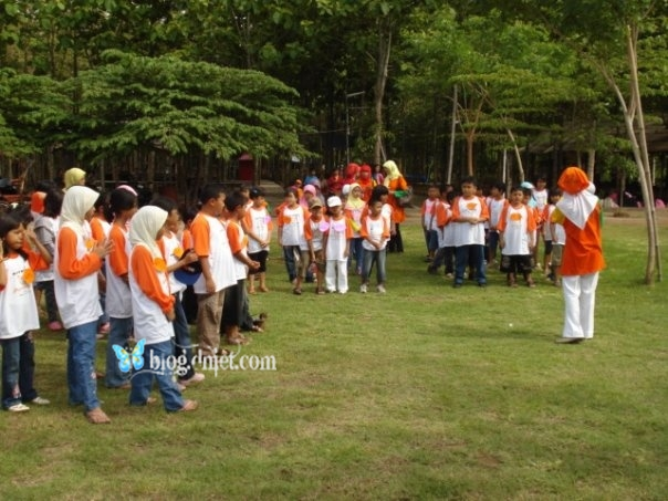Outbond Ndayu Park Sragen Niet Blog Ndayu1a Wisata Taman Dayu