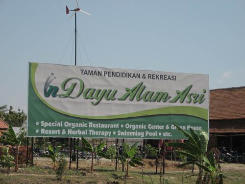 Wisata Dayu Alam Asri Mempesona Sragen Sobo Srawung Ndayu Park