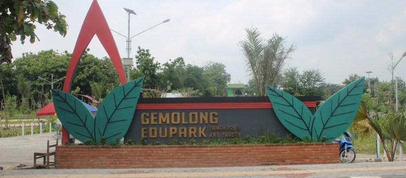 23 Tempat Wisata Sragen Hits Halo Ngawi Gemolong Edupark Taman