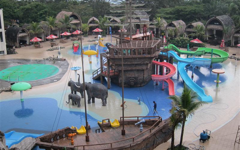 Info Lengkap Wisata Taman Dayu Alam Asri Sragen Hotel Indonesia