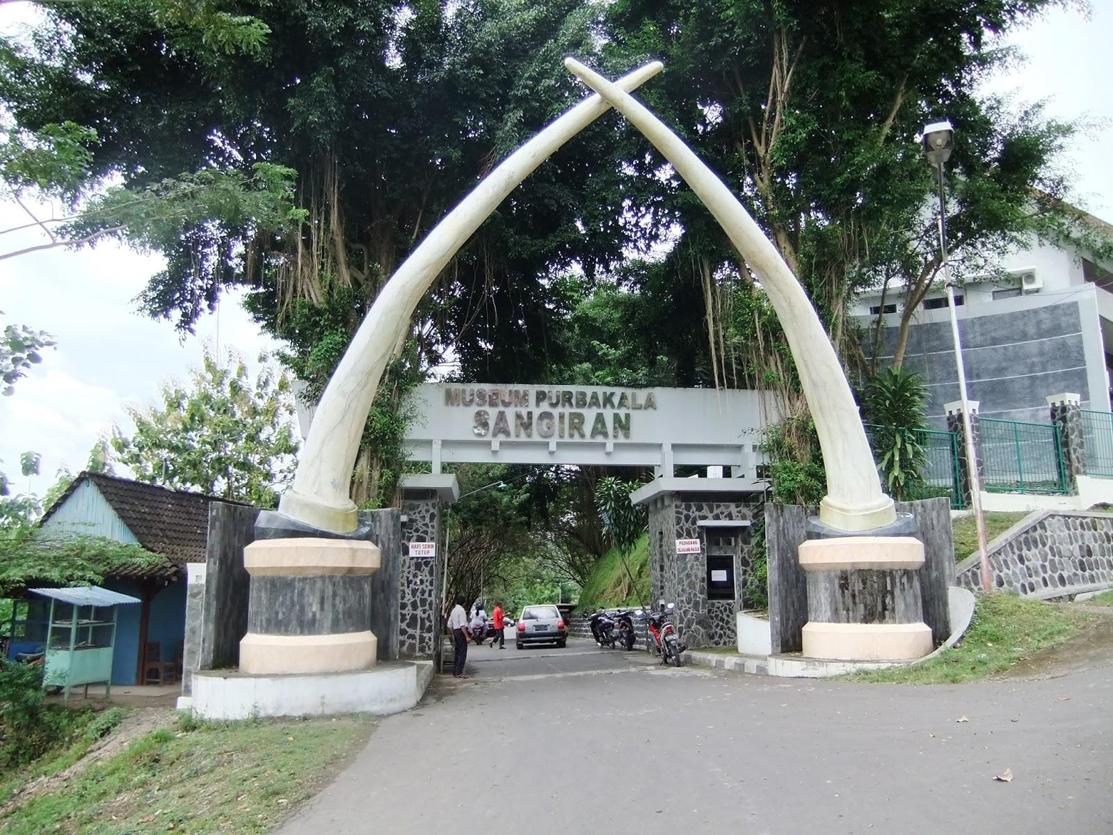 Menikmati Indahnya Wisata Sragen Tempat Indonesia 3 Museum Prasejarah Sangiran