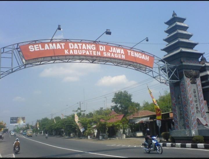 Potensi Wisata Kabupaten Sragen Plukme Taman Sukowati Kab